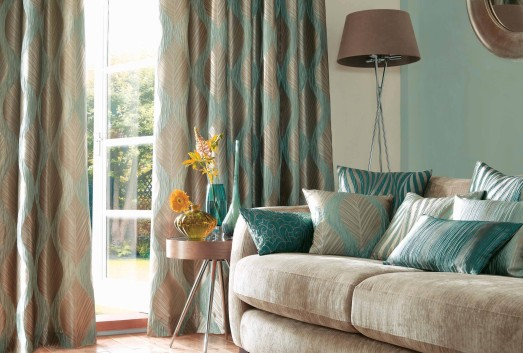 Botinia contemporary design plus textured wave, shimmer and shine.