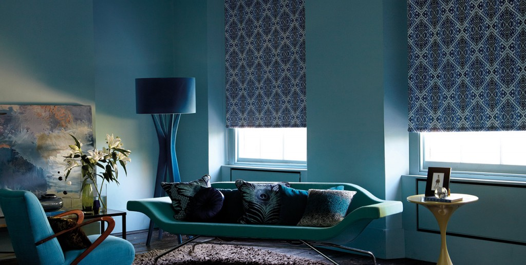 Roller Blinds needn't be dull